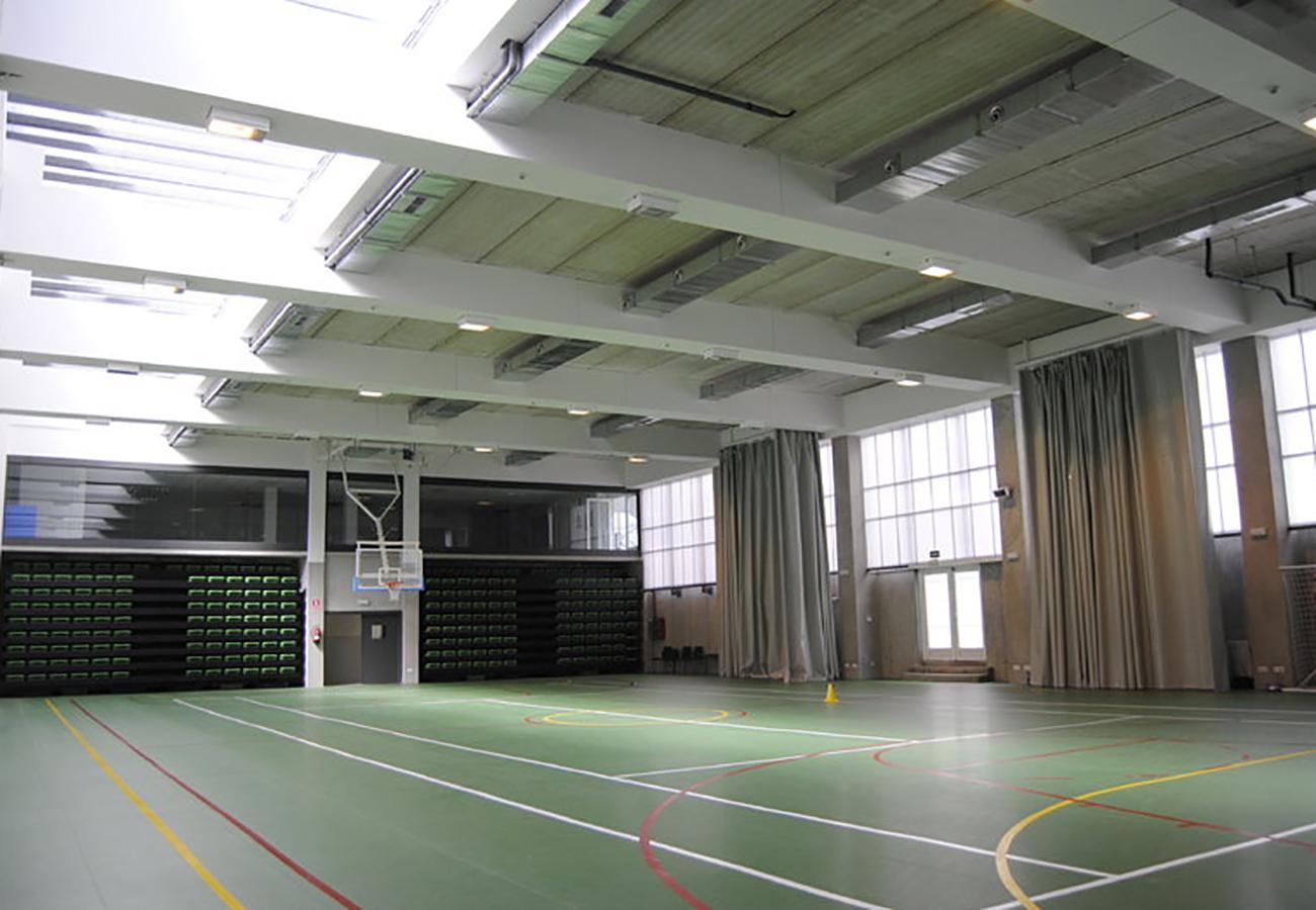 Polideportivo del Colegio Tres Cantos